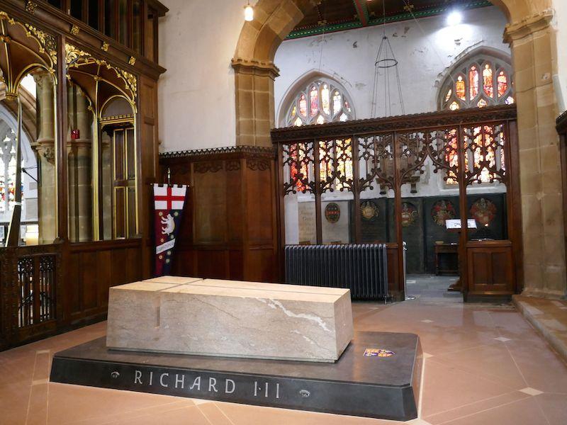 Church - Leicester car-free adventures