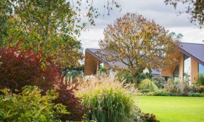 RHS hyde hall hilltop garden