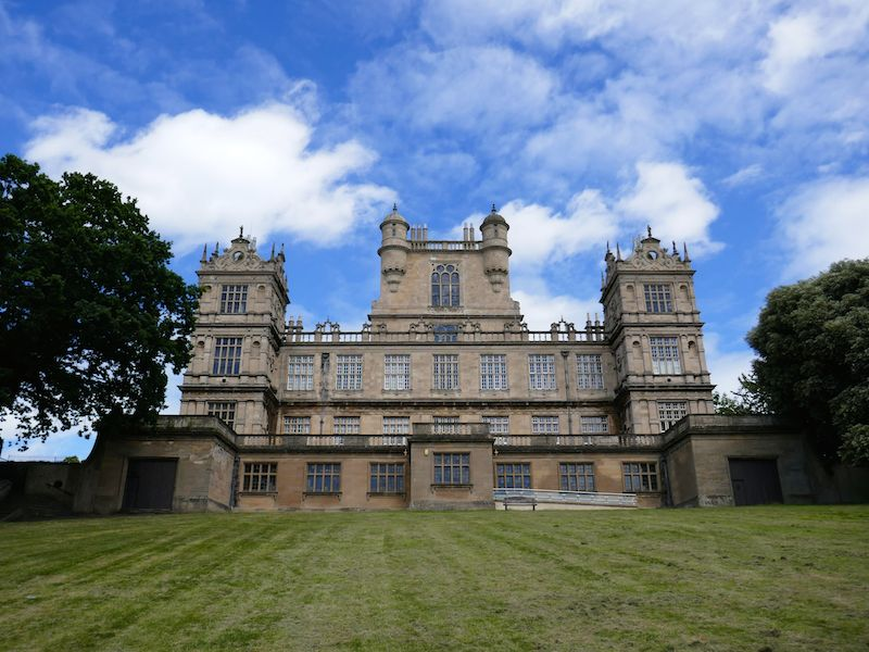 Wollaton Hall - Nottingham car-free guide