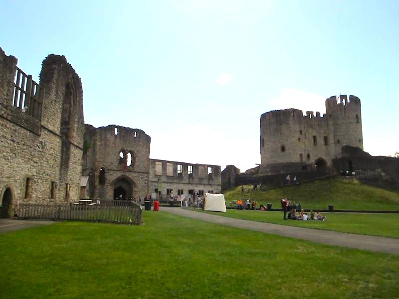 Dudley Castle - Stourbridge car-free adventures