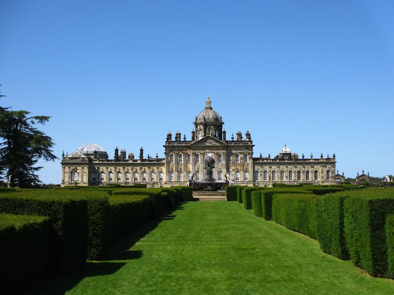 Castle Howard - York car-free adventures