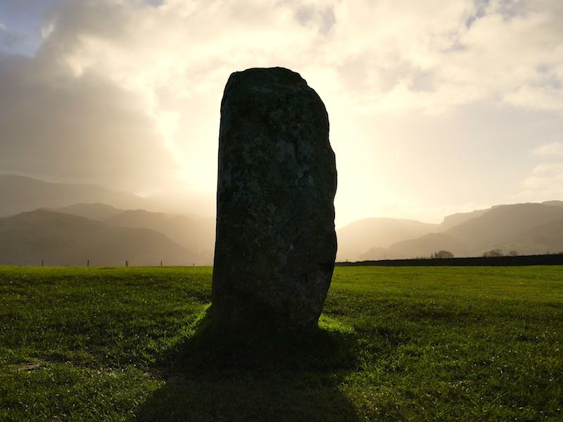 Castle Rigg Stone Circle - Penrith Car-free adventures