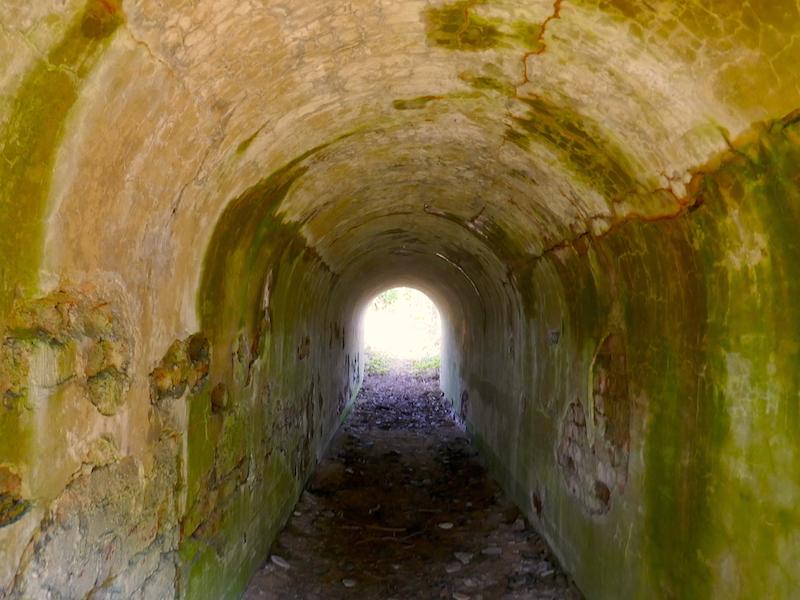 Tunnel - Carmarthen car-free