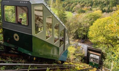 Funicular Railway at Centre for Alternative Technology