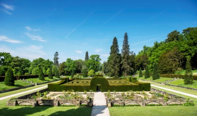 Gardens at Chatsworth House