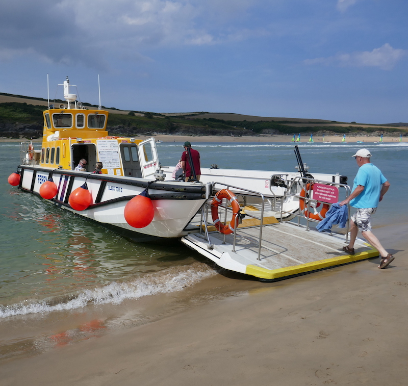 Padstow Ferry, Cornwall